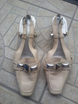 Schicke Högl Leder Schuhe Grösse 4,5=37