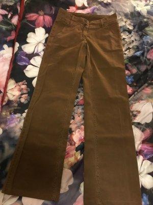 Personal Affairs Pantalon pattes d'éléphant marron clair-brun