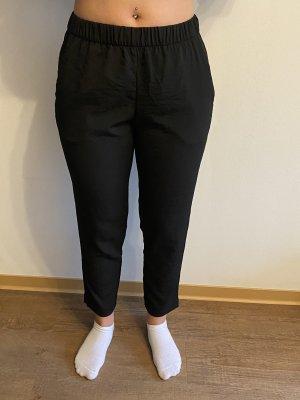 H&M Pantalone di lino nero