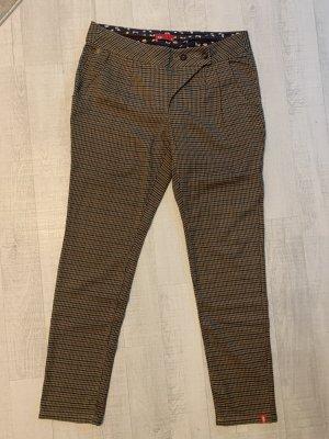 edc Spodnie typu boyfriend Wielokolorowy