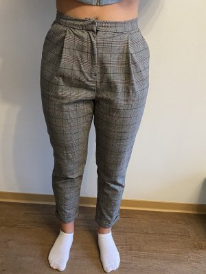 H&M Divided Pleated Trousers multicolored
