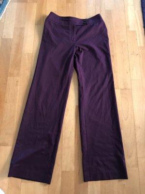 Schicke Hose, lila, von Planet, Größe 34, fällt größer aus