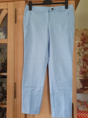 Stretch Trousers light blue