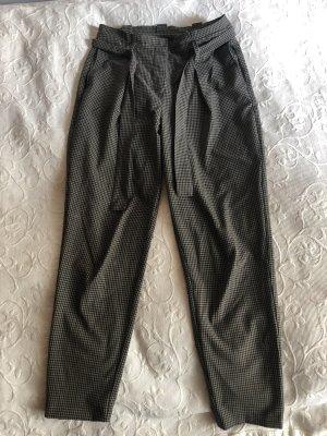 Only Pantalon fuselé kaki-gris