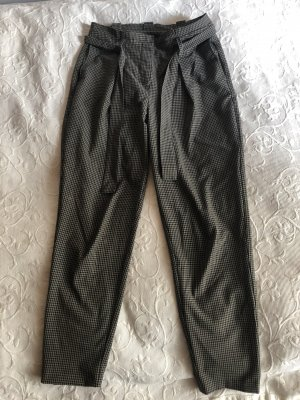 Only Pantalone peg-top cachi-grigio
