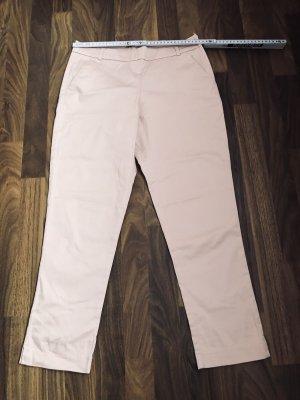 Schicke Hose von Orsay gr.36/S, Stretch 3/4 Länge neu Rosa