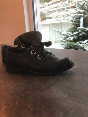Schicke italienische Business Schuhe