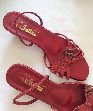 Schicke italienische Schuhe