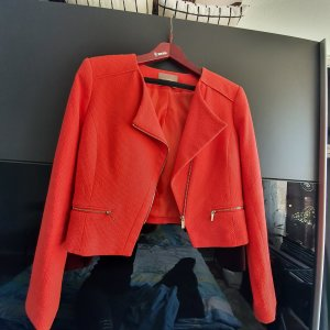 Orsay Outdoor Jacket bright red
