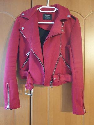 Schicke Jacke in rot