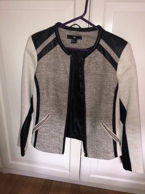 H&M Biker Jacket multicolored