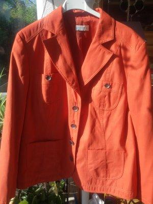 Bonita Short Jacket red-neon red