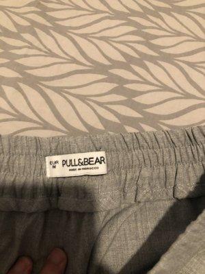 Pull & Bear Jersey Pants light grey
