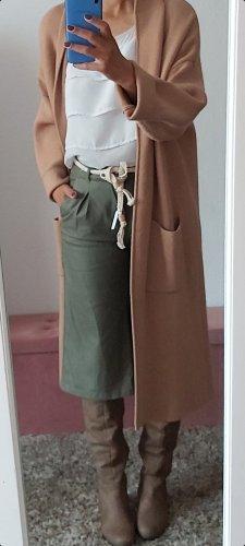Pantalón pitillo verde hierba-verde oliva