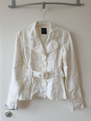 Vero Moda Veste de marin blanc coton