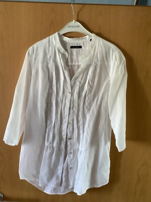 Marc O'Polo Linen Blouse white ramie