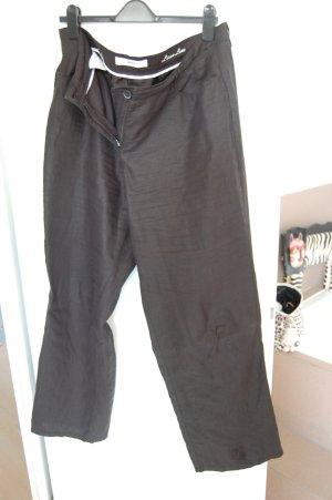 Brax Pantalone Marlene nero