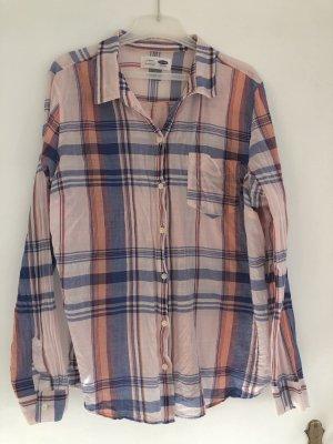 Old Navy Blusa Camisa multicolor