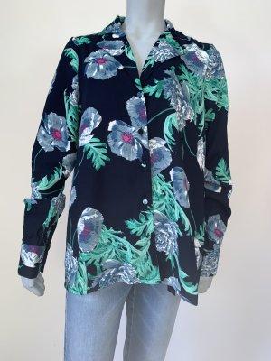 Schicke moderne Bluse von Vero Moda Gr XS schwarz