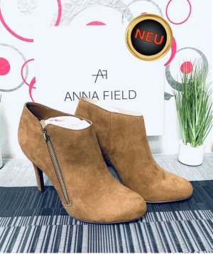 Anna Field Slip-on Booties multicolored