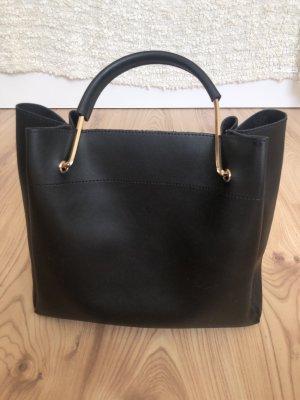 Schicke neuwertige Handtasche
