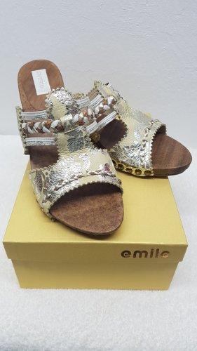 Schicke Pantolette von emile