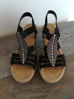 Schicke Sandalette mit hohem Tragekomfort
