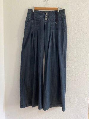 Einstein & Newton Jeansowe spodnie dzwony Wielokolorowy Bawełna