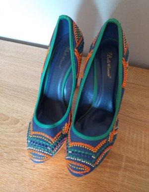 Belle Women High Heels multicolored
