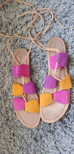 Cox Romeinse sandalen veelkleurig