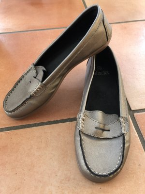 Schicke Schuhe bronze, Gr. 39, Giada