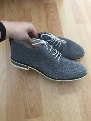 Cox Lace Shoes azure