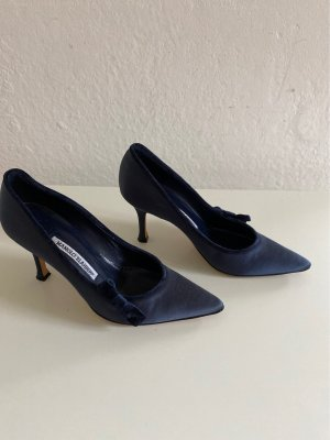 Schicke Schuhe von Manolo Blahnik Gr.37 Neuwertig