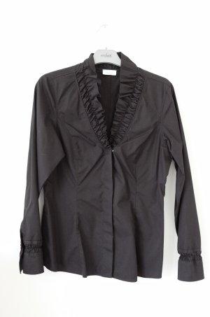 Schicke Schwarze Bluse