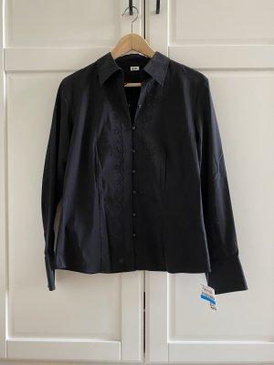 Gerry Weber Shirt Blouse black cotton