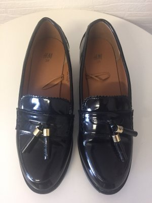 H&M Oxfords black