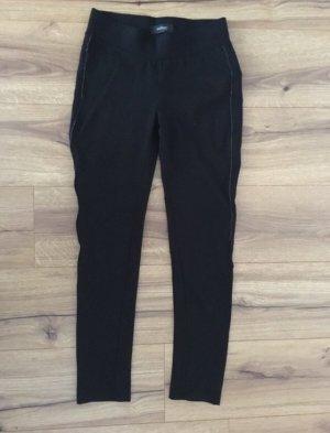Schicke schwarze leggings