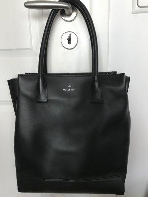 Schicke schwarze Mulberry Tote Bag - Top-Zustand