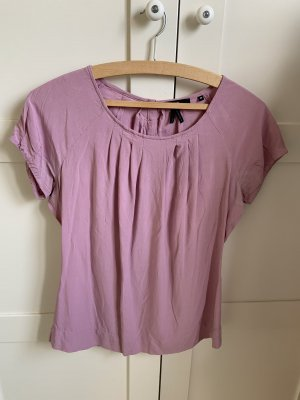 Schicke Sommer Bluse von Zero, Gr. 34, lila