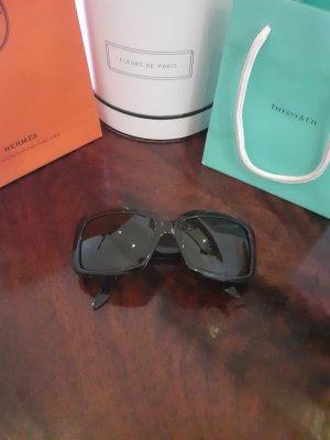 Miu Miu Owalne okulary przeciwsłoneczne Wielokolorowy