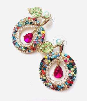 Asos Clou d'oreille multicolore