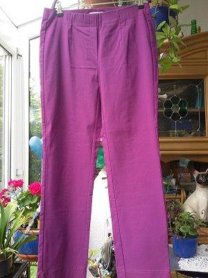 Stehmann Pantalone elasticizzato viola
