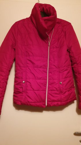 b.p.c. Bonprix Collection Winter Jacket magenta polyester