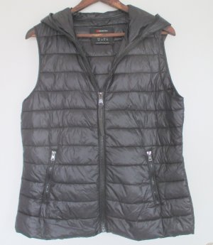 Street One Quilted Gilet black
