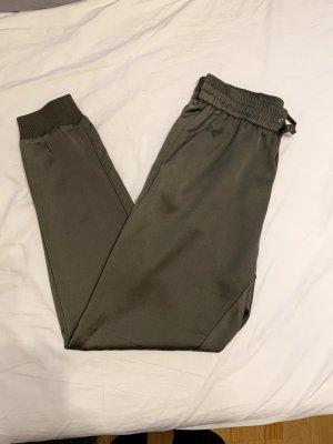 Bik Bok Spodnie dresowe oliwkowy
