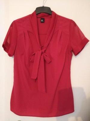 schicke T-Shirt Bluse mit Schluppe