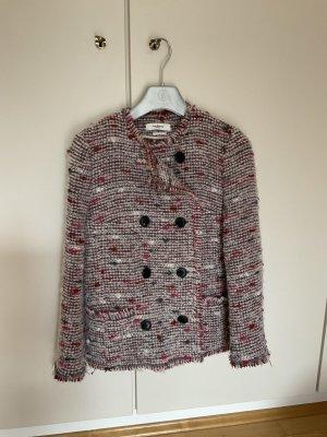 Isabel Marant Étoile Blazer in maglia multicolore Lana