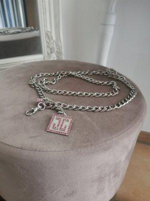 Jette Joop Cinturón pélvico color plata-rosa