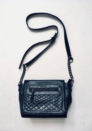 David Jones Crossbody bag black-orange