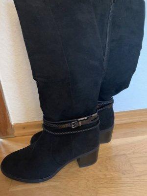 Graceland Laarzen met hak zwart